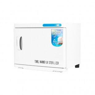 Rätik soojem WHITE UV STERILIZER 23L