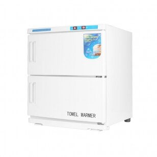 Rätik soojem DOUBLE WHITE UV STERILIZER 32L
