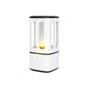 Antibakteriaalne UV-C lamp laetava akuga