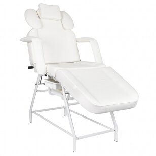 Kosmetologinis krėslas VISAGE WHITE