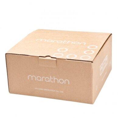 Nagų freza manikiūrui ir pedikiūrui MARATHON 3 CHAMPION CLICK WHITE 6