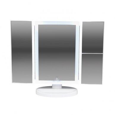 Spogulis ar LED gaismu aplauzumam ILLUMINATED