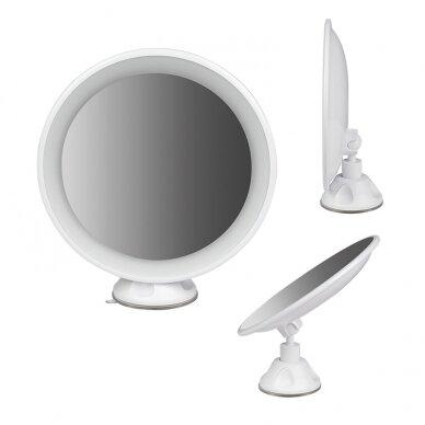 Spogulis ar LED gaismu aplauzumam CIRCULAR 3