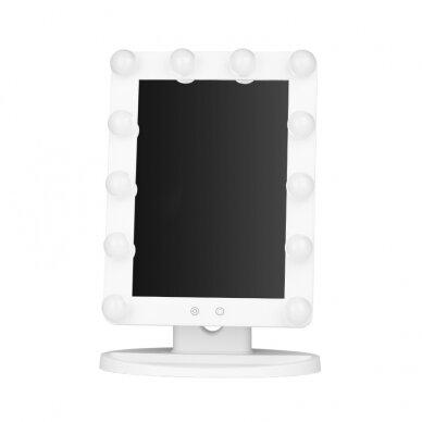Spogulis ar LED gaismu aplauzumam RECTANGULAR 5