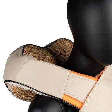 Kaklo ir nugaros masažuoklis SHIATSU NECK AND BACK (PROMO) 6