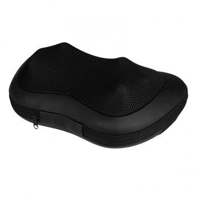 Masažinė pagalvė Shiatsu massager su įkraunama baterija 4