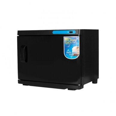 Rankšluosčių šildytuvas BLACK UV STERILIZER 23L