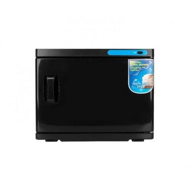 Rankšluosčių šildytuvas BLACK UV STERILIZER 23L 2