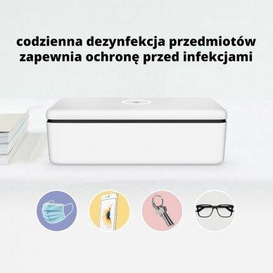 UV sterilizators 7W 5