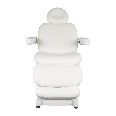 Kosmētikas krēsls AZZURRO ELECTRIC 2 MOTOR WHITE 8