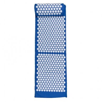 Nõelravi massaažimatt 130x43cm + Nõelravi massaažipadi BLUE (1) 3
