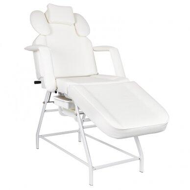 Kosmētikas krēsls VISAGE WHITE