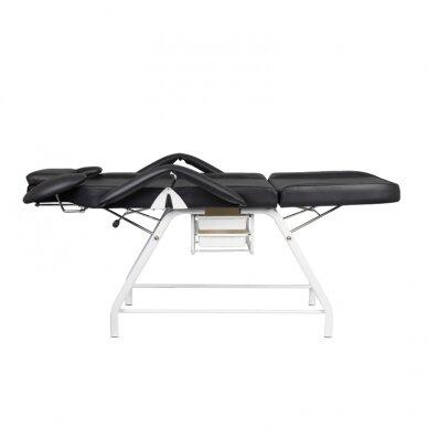 Kosmētikas krēsls VISAGE BLACK 6