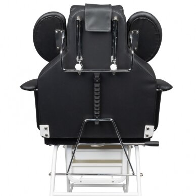 Kosmētikas krēsls VISAGE BLACK 7