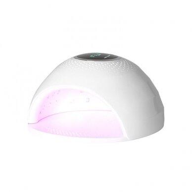UV/LED nagų lempa 84W 5
