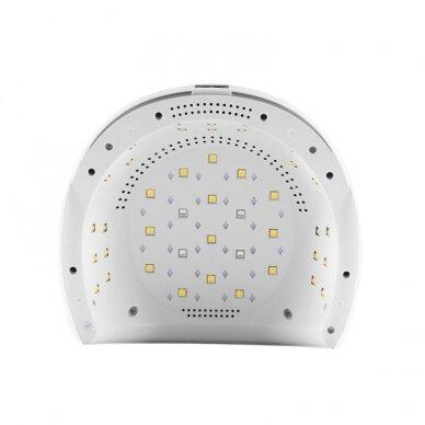 UV/LED nagų lempa 84W  6