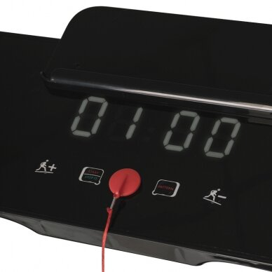 Bėgimo takelis ELECTRIC FOLDING TREADMILL MODEL1 8