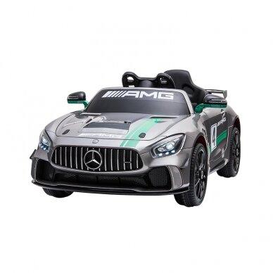 Elektriskā automašīna MERCEDES-BENZ GT4 AMG