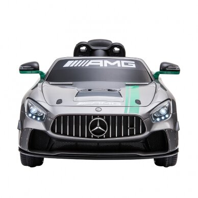 Elektriskā automašīna MERCEDES-BENZ GT4 AMG 2