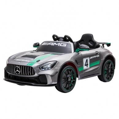 Elektriskā automašīna MERCEDES-BENZ GT4 AMG 3