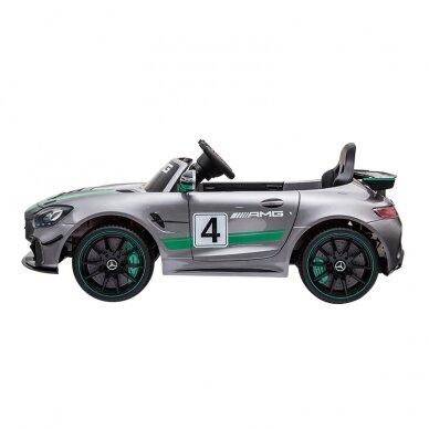 Elektriskā automašīna MERCEDES-BENZ GT4 AMG 4
