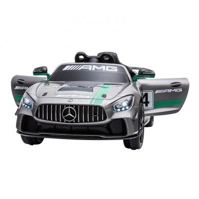 Elektriskā automašīna MERCEDES-BENZ GT4 AMG 5