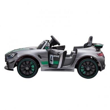 Elektriskā automašīna MERCEDES-BENZ GT4 AMG 6