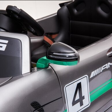 Elektriskā automašīna MERCEDES-BENZ GT4 AMG 7