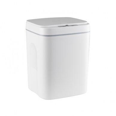 Automatinė šiukšlių dėžė 12L WHITE