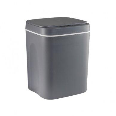 Automatinė šiukšlių dėžė 14L GREY