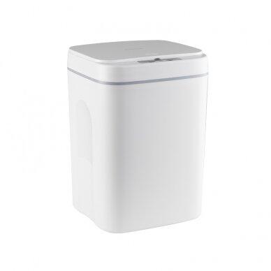 Automatinė šiukšlių dėžė 14L WHITE