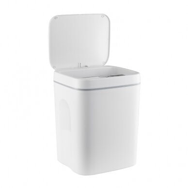 Automātiska atkritumu tvertne 14L WHITE 2