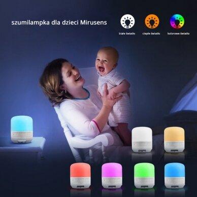 Nakts lampa bērniem BABY SLEEP LAMP 4