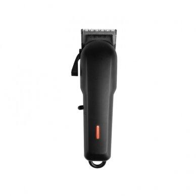 Plaukų kirpimo mašinėlė CLASSIC BLACK 4
