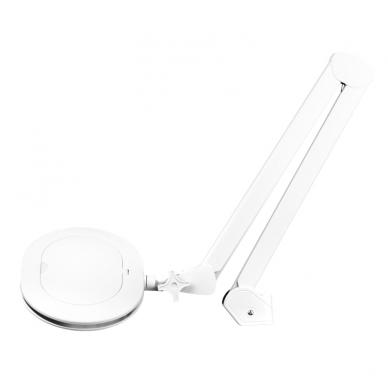 Kosmetologinė LED lempa su lupa ir stovu 10W 4