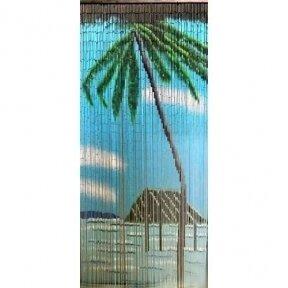 Занавеска из бамбука PALM (90 X 200cm)