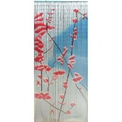 Bambusest kardin ORIENT2 (90 X 200cm)
