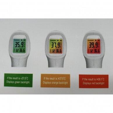 Bezkontakta termometrs INFRA LIGHT 8