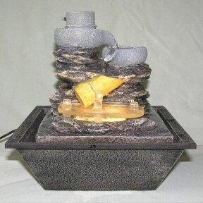 Декоративный фонтан MOTIO 21.5cm