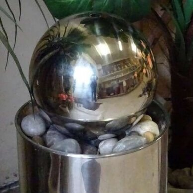 Ūdens strūklaka MAGIC BALL 70cm 2