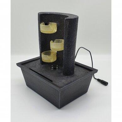 Dekoratyvinis fontanas LIGHT 22cm (PROMO) 2