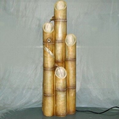 Dekoratiivne purskkaev BAMBOO 94cm