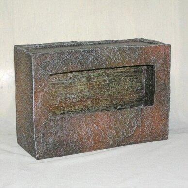 Dekoratyvinis fontanas - oro drėkintuvas ROCK 19.5cm
