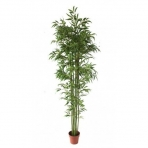 Dirbtinis augalas Bambukas 210cm