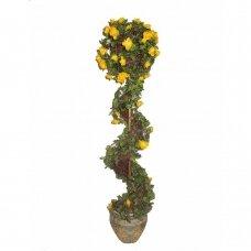 Kunstlik taim Liana CROCUS 110cm