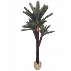 Mākslīgais augs Palmu koks ARBUSTI 200cm