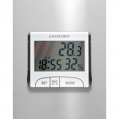 Termometrs-Mitruma mērītājs Lanaform Thermo-Hygrometerm 3
