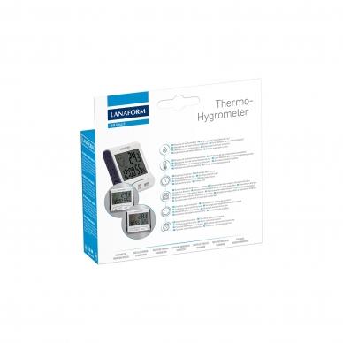 Termometras-drėgmės matuoklis Lanaform Thermo-Hygrometer 6