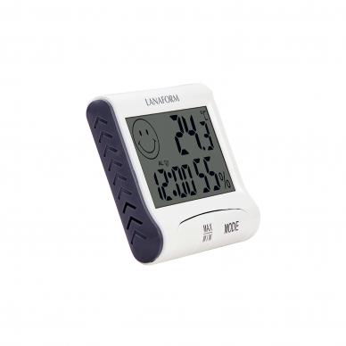 Termometras-drėgmės matuoklis Lanaform Thermo-Hygrometer