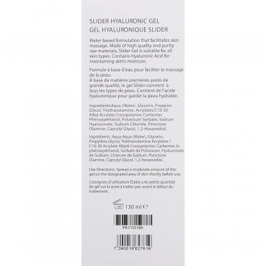 Drėkinantis gelis Silk'n Slider Gel (130ml) 3
